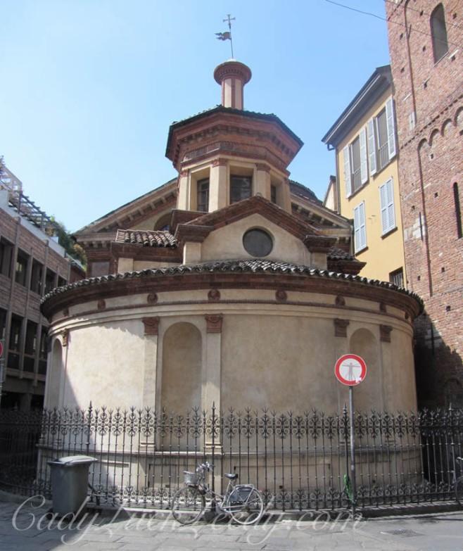 Church, Milan, Italy