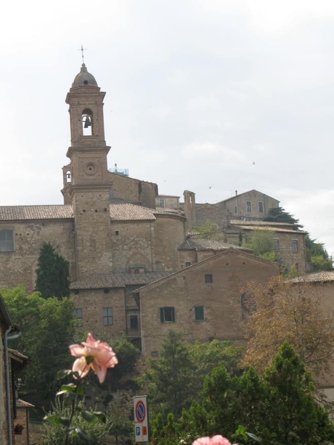 Uptown Montepulciano Italy