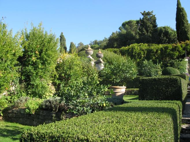 Gardens of La Foce