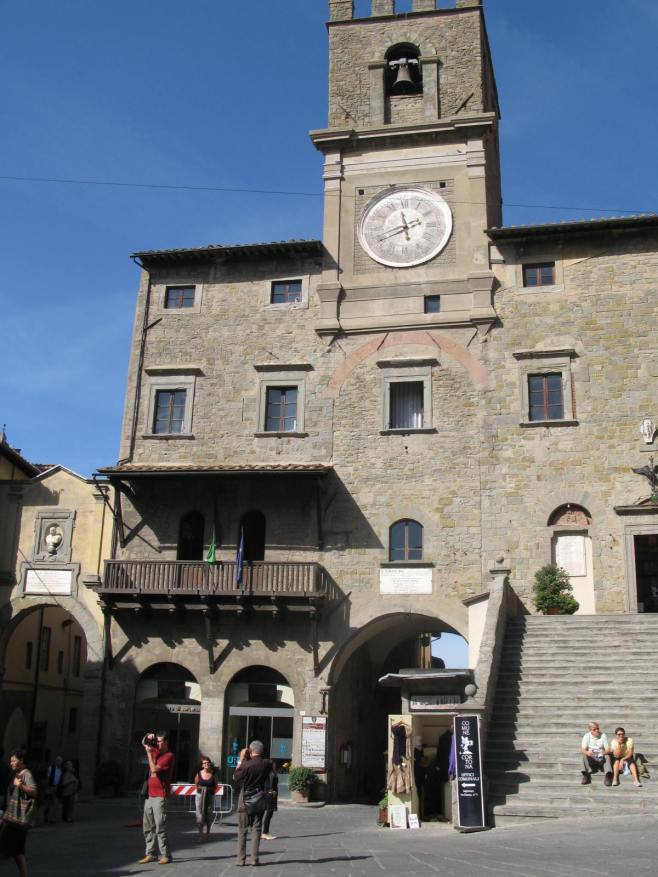 The Church in Cortona