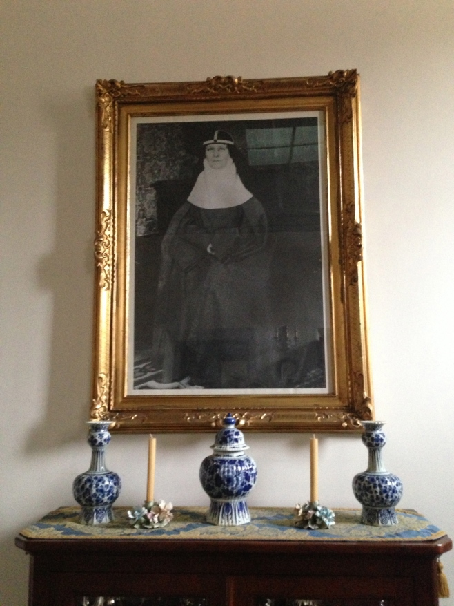 Mother Mary Hasselblad of Santa Brigida Convent