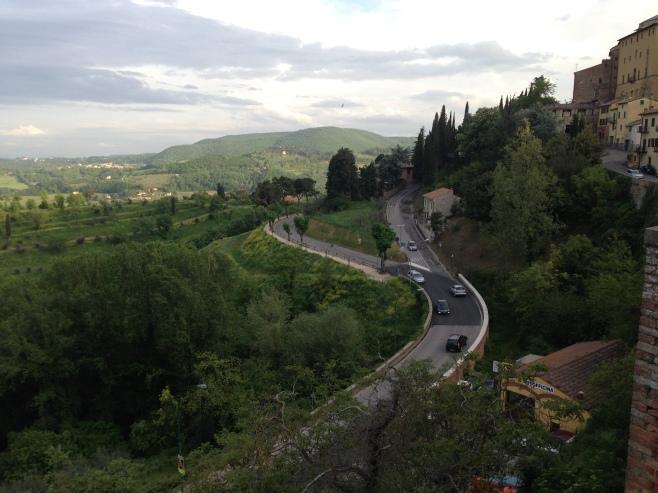 La campagna di Montepulciano