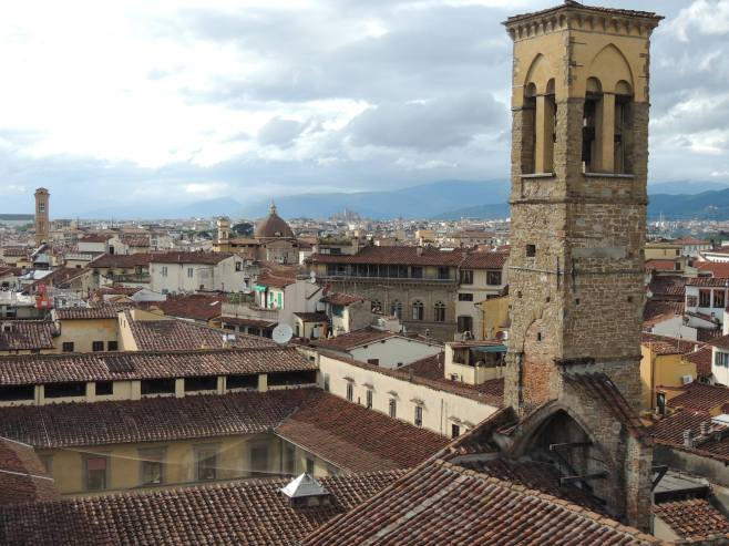 Roof Top View of Florence