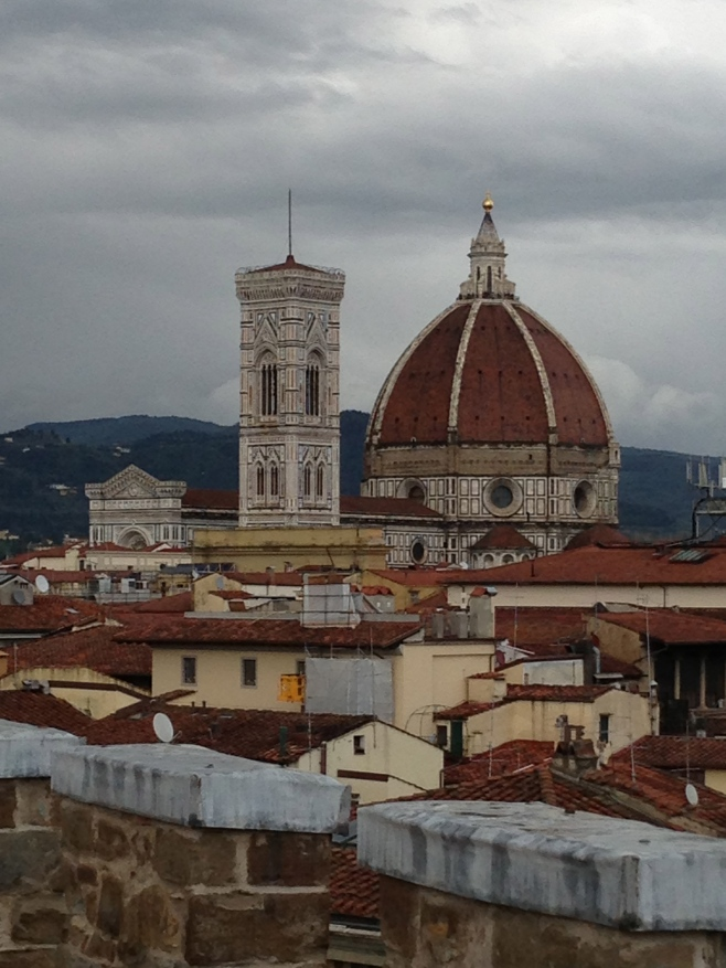 Roof Top Duomo, Florence, Italy