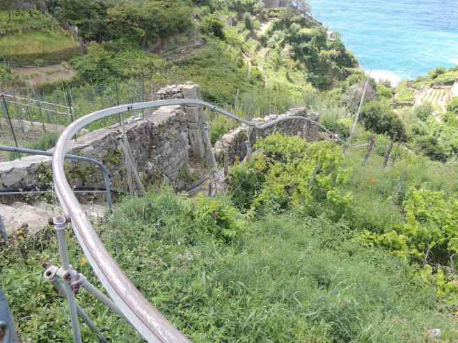 The Grape Rail