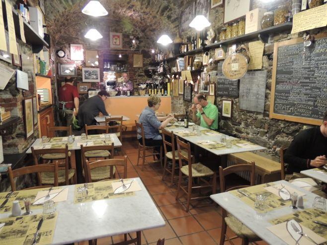 Osteria a Cantina de Mananan