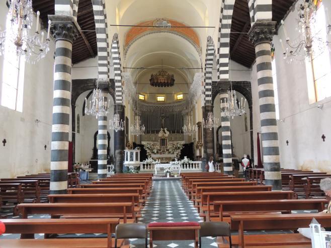 The Sanctuary of St John the Baptist