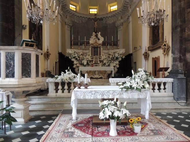 The Altar of St John the Baptist