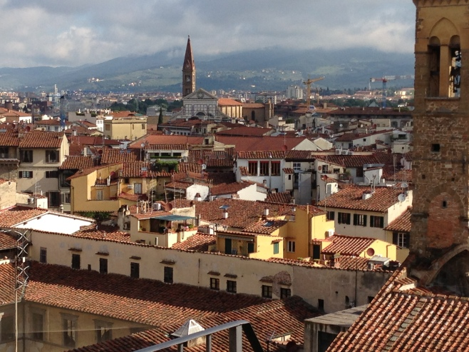 From the Rooftop of Antica Torre