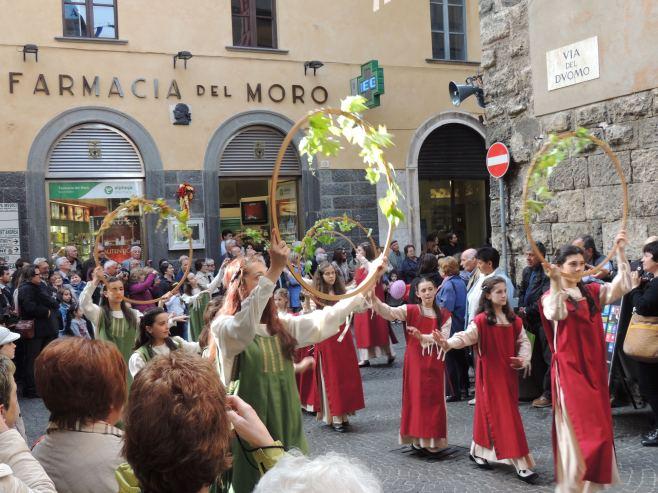 The Festa del Corpus Domini