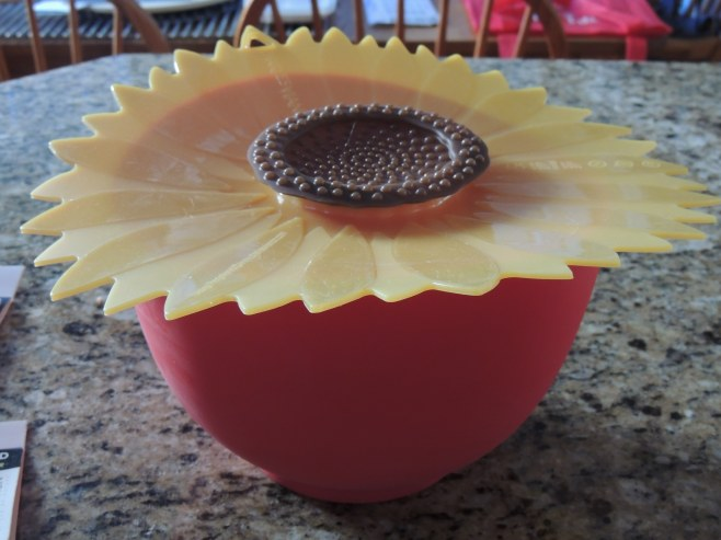 The Sunflower Lid