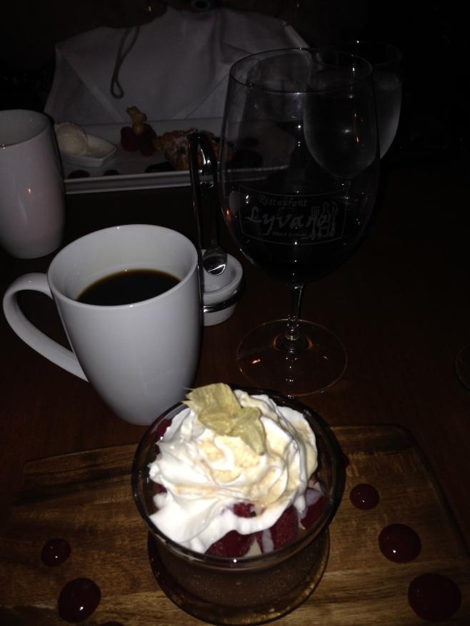 La dessert