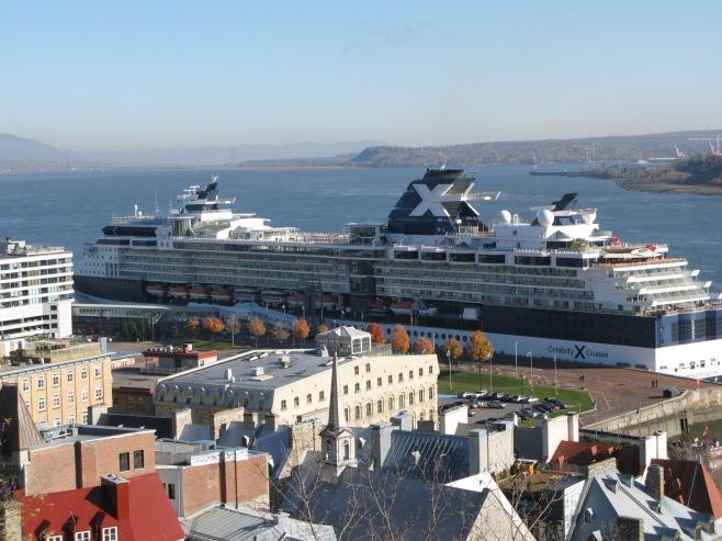 The Cruise Ships
