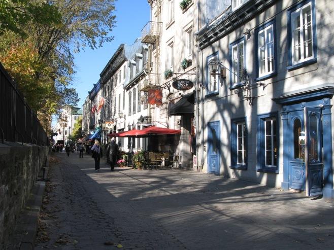Haute-Ville Streets
