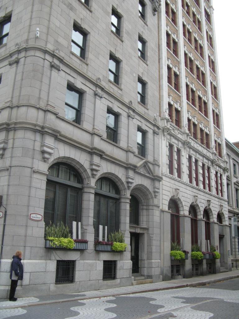 Le Hotel Germain-Dominion, Quebec City, Canada