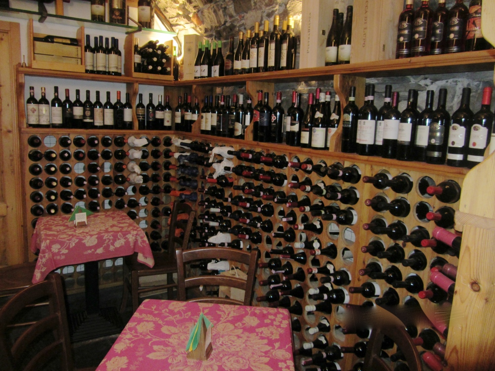 The Wine of Enoteca Cava Turacciolo