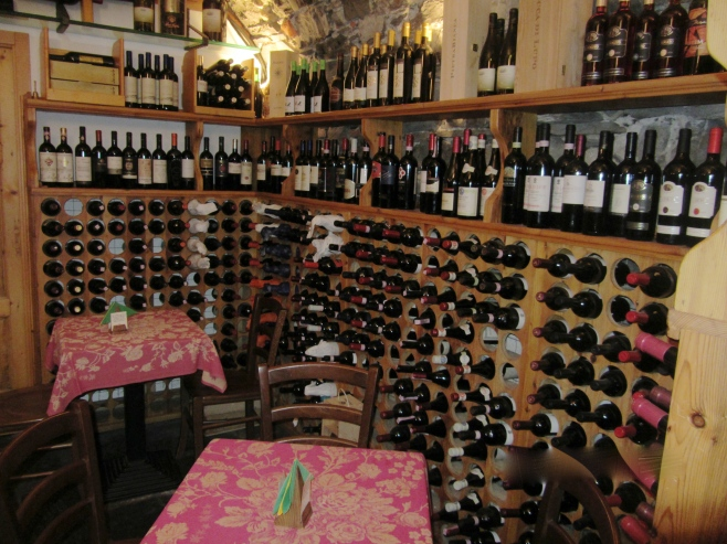 The Wine of Enoteca Cava Turacciolo