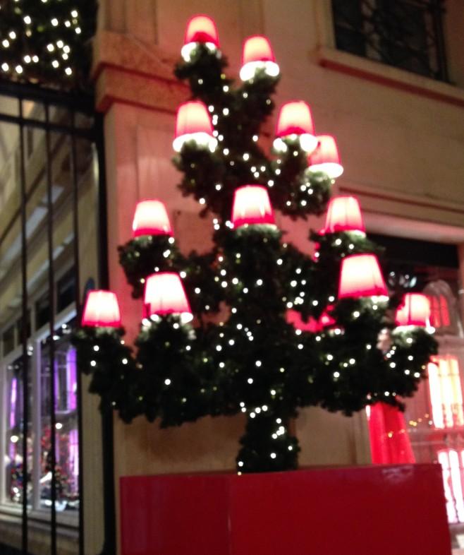 Christmas Lights are Everywhere