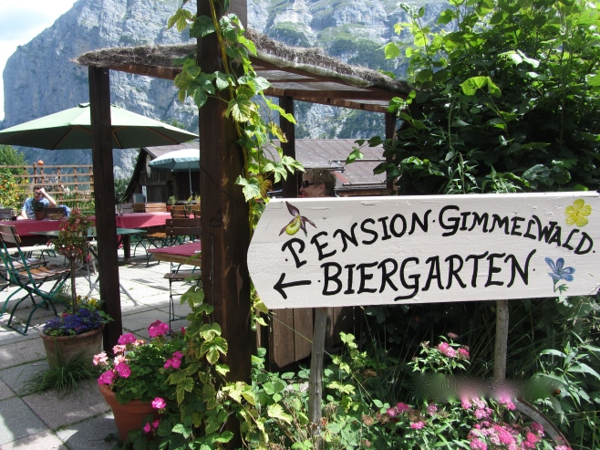 Pension Gimmelwald