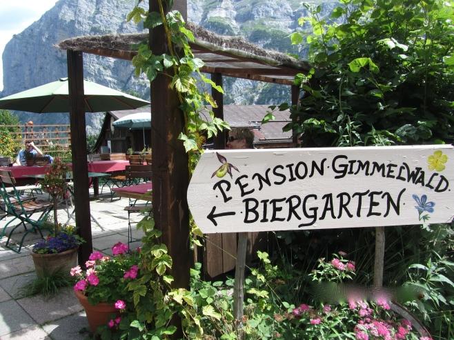 Pension Gimmelwald