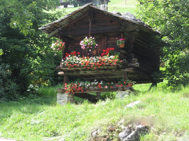 Chalet in Gimmelwald