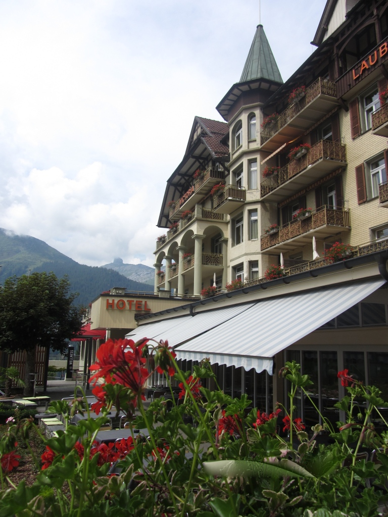 The Victoria-Lauberhorn Hotel and Spa