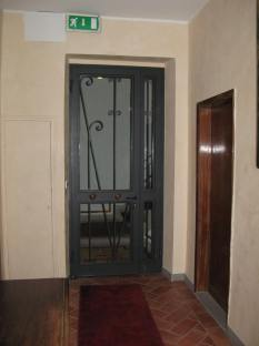 Entrance to the Room Floors