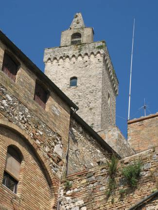 Tower in San Gimignano