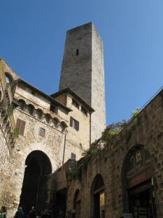 One of the Towers