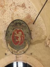 Crest of the Piccolomini Family