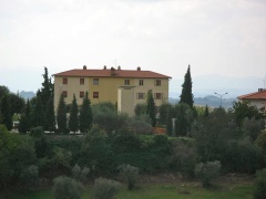 A Grand Villa near Montisi