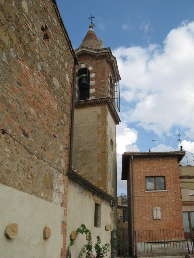Civic Tower and the Colonna