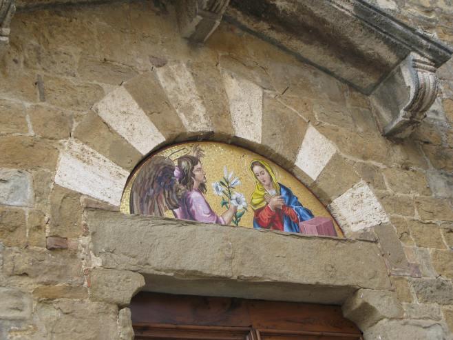 The Pieve of the Santissima Annunziata