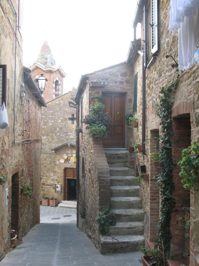 Streets of Montisi