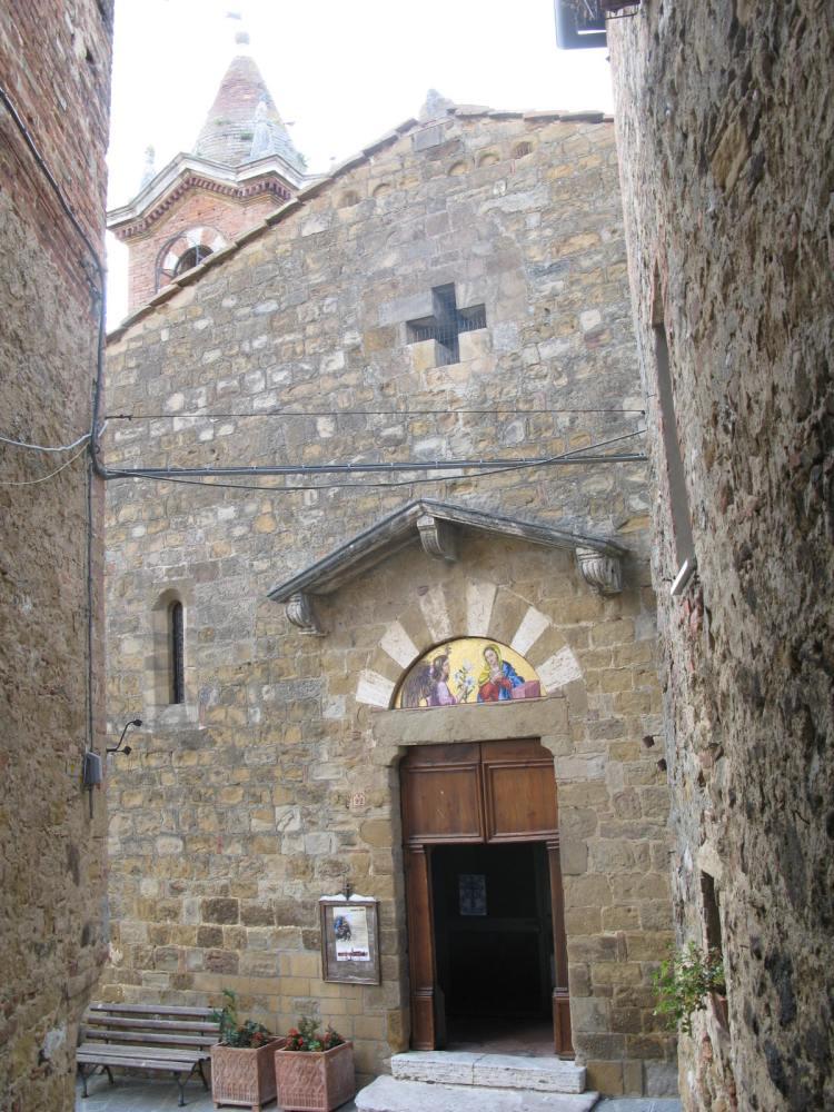 Traipsing Through Tuscany- Montisi (5/6)