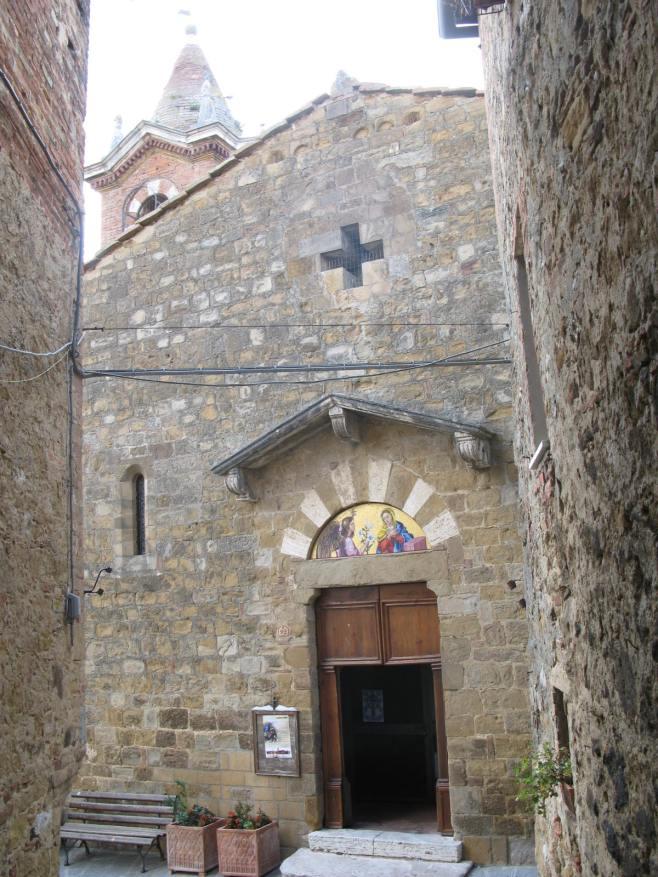 Pieve of the Santissima Annunziata