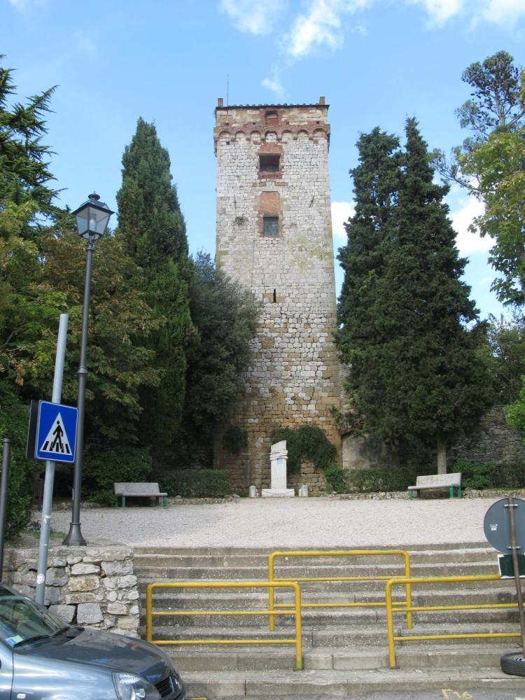 Traipsing Through Tuscany- Montefollonico to La Foce (5/6)