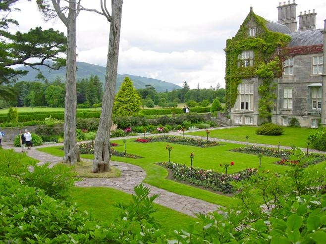Muckcross House Garden