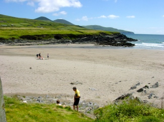 St Finians Bay Beach