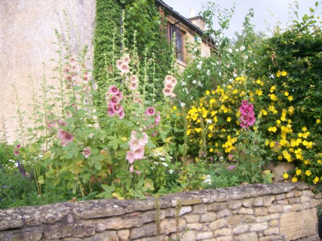 The Gardens of Chipping Campden