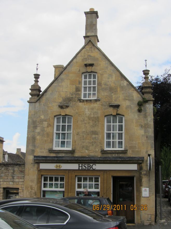 The Bank in Chipping Campden