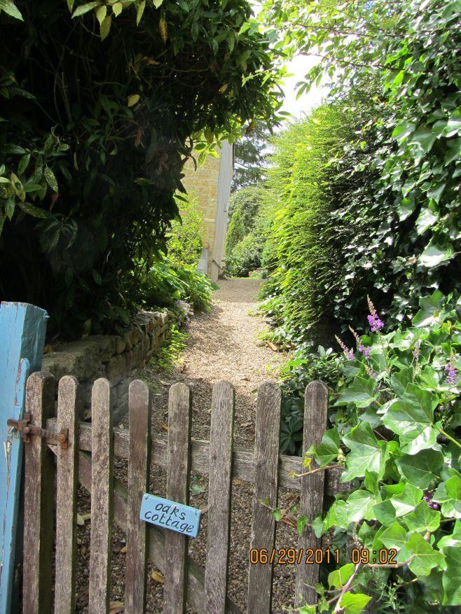 Oak Cottage Gate, Ebrington, UK