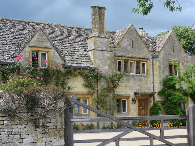 Manor House in Chipping Campden