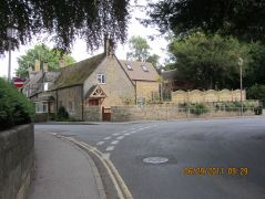 The Small Street to St James Church