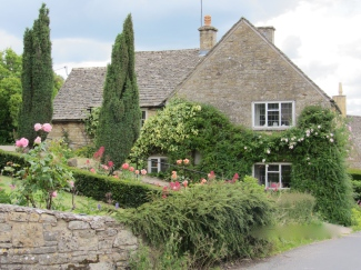 A Cottage in Snowshill