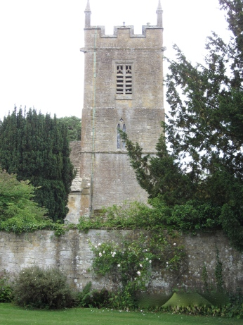 The Church at Stanway House