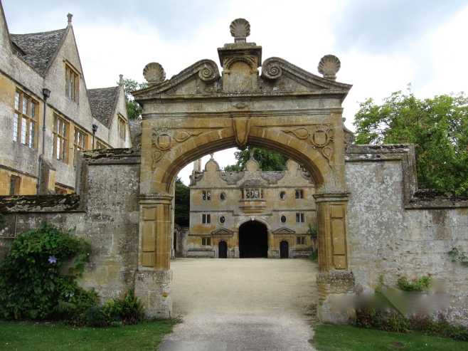 Gateway of Stanway House