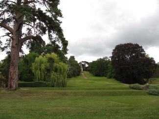 The Garden at Stanway House