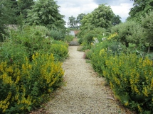 One Tiny Garden at Stanway House