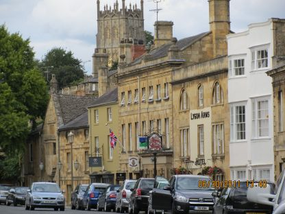 High Street Chipping Campden